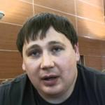 Бархатов Максим после ЧМ 2011 по пауэрлифтингу