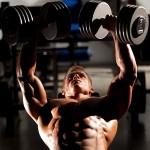Базовые упражнения с гантелями