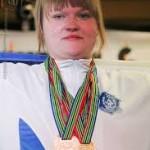 Чемпионка мира по пауэрлифтингу из Бугульмы
