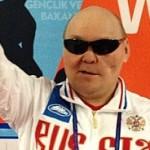 Результаты чемпионата мира по пауэрлифтингу и жиму лежа среди слепых и слабовидящих спортсменов