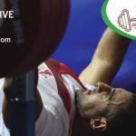 Представитель Дубоссар Денис Раюл занял 9-е место на чемпионате Европы