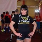 Мария Каланина установила новый рекорд на Кубке мира по пауэрлифтингу
