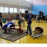 В Амурской области состоялся чемпионат по жиму лежа