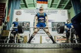 Чемпионат по пауэрлифтингу состоится в Астрахани